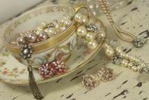 Vintage Jewellery / by Morgan Davies