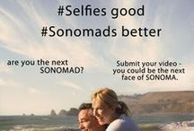 are you the next SONOMAD? / We're looking for the new face of Sonoma County - it is you? Submit your video and photo at sonomacounty.com/sonomads and you might be chosen for a three-day food and wine adventure in Sonoma Wine Country. / by Sonoma County