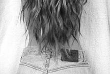hair envy / by Jenna Burke