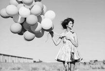 black & white  / by Jenna Burke