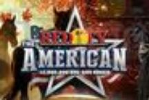 PBR Iron Cowboy/ The American 2014 Bound / Things I want to do and people I want to meet during my trip to PBR Iron Cowboy/ RFD-TV's The American 2014  / by Niki