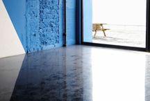 Walls & Floors / Superficies  / by VCR
