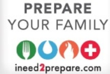 Plan ahead / Freezer meals to emergency prep / by Angela Mills