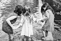 Little Ladies / by Haley Brillhart