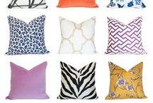 Bedding & Pillows / by Jodi Mellin Interior Design