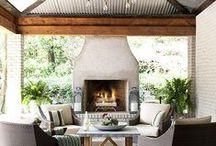 Outdoors / by Jodi Mellin Interior Design