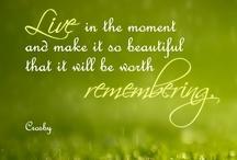 To remember / by Cheryl Simonis