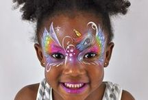 Face painting inspiration / by Kathy Garcia Zimmerman