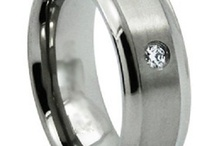 Top Promise Rings For Men / Promise rings are a great way to show your commitment, whether they're worn as engagement or pre-engagement rings, purity rings, friendship rings or to commemorate a promise made to oneself.JustMensRings.com's promise rings for men are available in a variety of materials, designs and finishes, with options for every budget. Here are some of our bestselling and most popular promise ring styles. / by JustMensRings.com