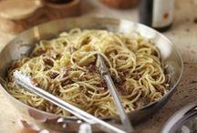 Pasta / by Bobbie J.