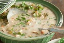 Soup / by Bobbie J.