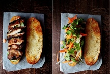 Sandwiches & Breads / by Bobbie J.