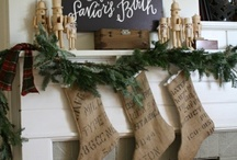 CHRISTmas / by Carrie Bibb Sherwood