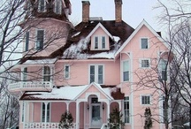 My PINK House / by Shannon Graham