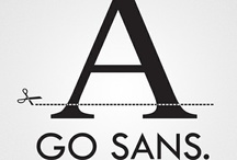 Logos, Fonts, & Design, ohh my. / by Samantha Sherry
