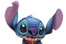 Stitch is the best! / by Hilda Rocha