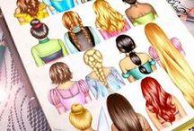 Hair & Make up / by Hilda Rocha