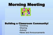 Classroom Ideas / by Jennifer Worthy