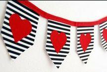 Valentine's / by Jo Ann Woods