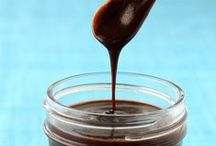 Sauces and Condiments / by Carla | Chocolate Moosey