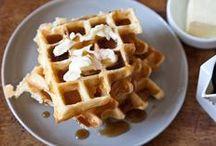 Breakfast/brunch / by Jennifer Hlad