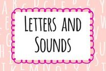 Letters and Sounds / #lettersandsounds resources for #EYFS #KS1 and #KS2 from the trusted home of thousands of lovely unique FREE #primary #teaching #resources for EYFS, KS1, KS2, home educators,childminders, nurseries and more.. If you'd like to download the full resource in a handy printable format, then come visit us at http://www.twinkl.co.uk/resources/literacy/letters-and-sounds.  / by twinkl Primary Teaching Resources