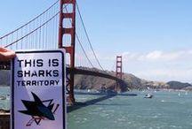 Sharks Territory / by San Jose Sharks