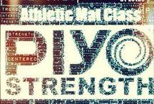 PIYO Strength / by Kristin Bonett