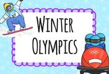 Russian Winter Olympics 2014 / by twinkl Primary Teaching Resources