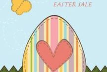 Egg-cellent Easter Design / Hop up to these Easter marketing tips, graphic design inspiration, DIY projects and more! / by PsPrint
