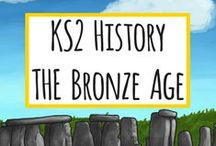 The Bronze Age / Resources for KS2 The Bronze Age / by twinkl Primary Teaching Resources