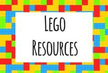 Lego / Lego themed worksheets, puzzles, crafts...everything is AWESOME!  / by twinkl Primary Teaching Resources