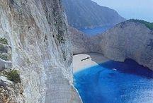 Places I'd Like to Go #adventure life #around the world #trip triks / by Natasha Anf