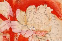 Art inspo / Inspiring works & ideas. / by Alli Marie