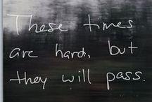 Words / by ashlen cotterman