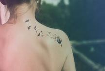 TATTOO | INK / Love these... / by Kirsten Moonen
