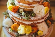 Cakes, cupcakes, and desserts / Wedding cakes, cupcakes, pie, ice cream, candy buffets and every other kind of wedding sweety-sweet you can imagine! (Ooh, and cake topper ideas too!) / by Offbeat Bride