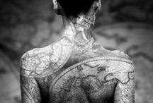 Tattoos / by Michaela Sire