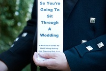 Programs & Paperie / Wedding programs / by Offbeat Bride