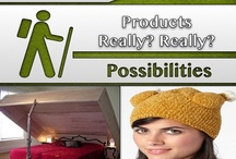 Really? Really? [Products] / by C. A. Hutsell
