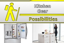Kitchen [Gear]  / #Appliance, #Kitchen / by C. A. Hutsell
