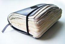 Handmade Journals / by C'e' Crisi, C'e' Crisi! by Alex Bonetto
