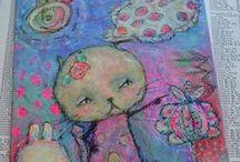 Whimsical Stuff / by C'e' Crisi, C'e' Crisi! by Alex Bonetto