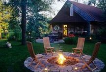 Home {Outdoor Spaces} / by Melody Minton