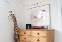 ideas for kid rooms / by Shannon Darby