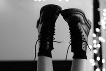 On my feet. / by Lauren Cardon