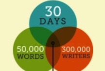 National Novel Writing Month / by UW-Parkside Library