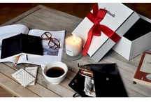 Christmas Gifts 2012 / Christmas gifts ideas for everyone and all budgets / by Nadia Kara
