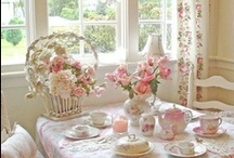 Tea party recipes / by Betsy Blan