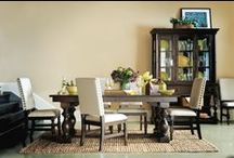 Traditional Comfort / Add some comfort to your living room, bedroom and dining room with these traditional pieces.  / by American Signature Furniture